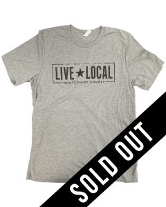 Live Local Montgomery County T-Shirt
