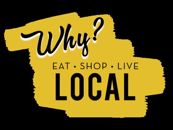 EAT • SHOP • LIVE LOCAL